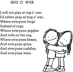 hug-o-war